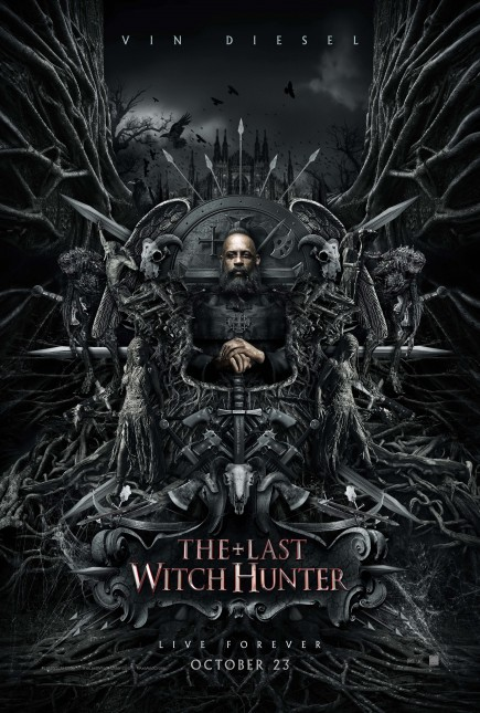 poster last witch hunter