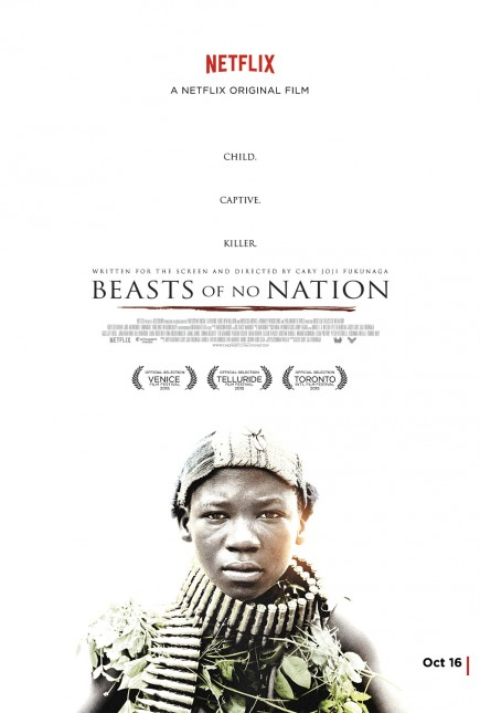 poster beasts of no nation netflix