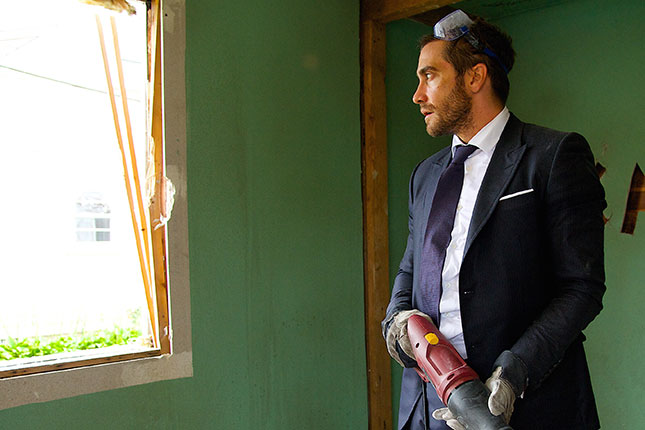 demolition jake gyllenhaal pelicula
