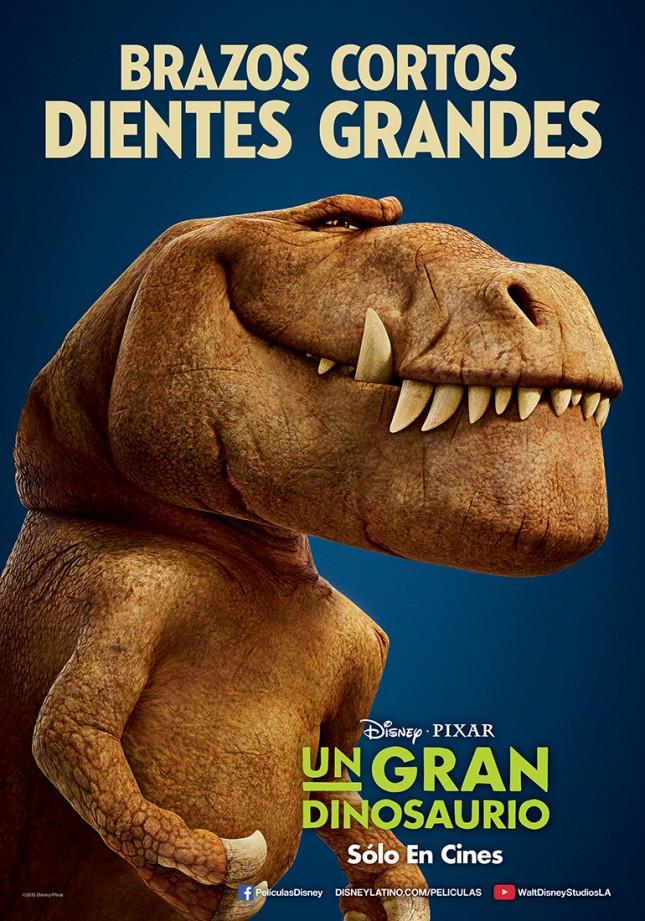 butch un gran dinosaurio poster