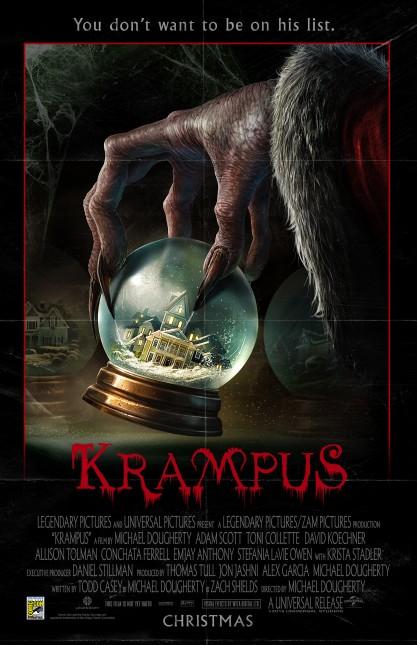 krampus poster pelicula