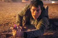 thomas dylan obrien prueba de fuego maze runner