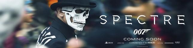 007 spectre banner