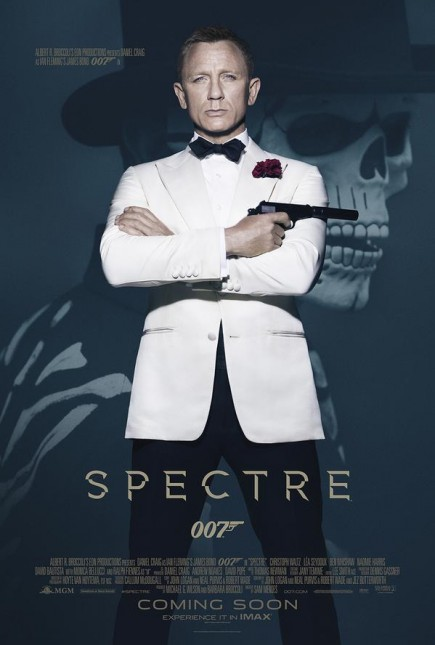 poster 007 spectre james bond daniel craig