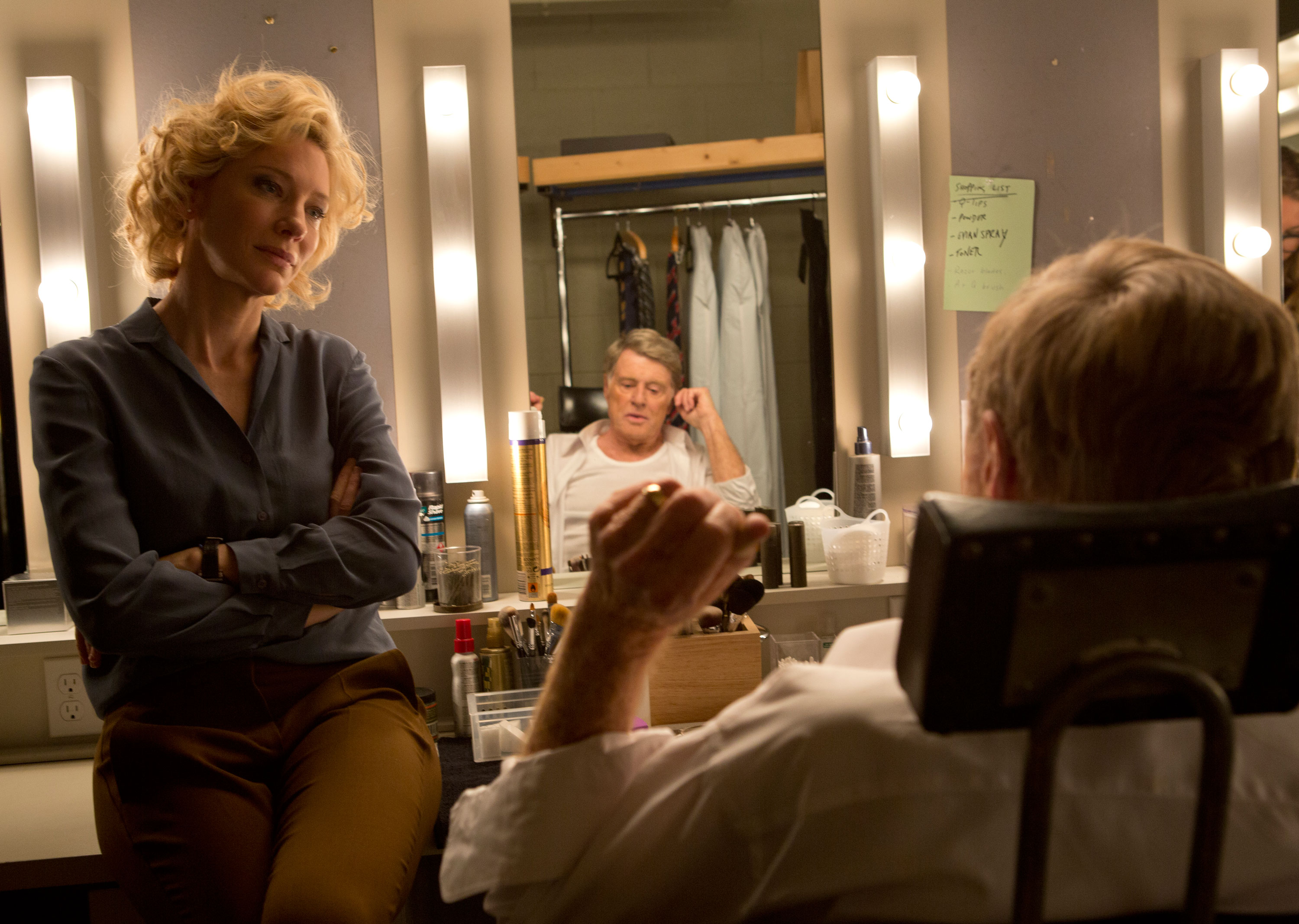 truth cate blanchett robert redford