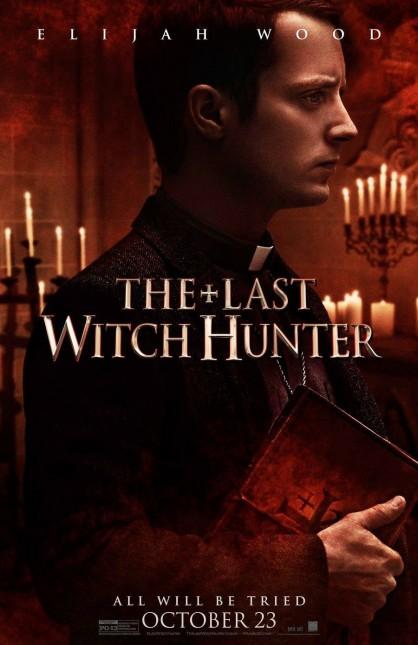 poster ultimo cazador brujas elijah wood