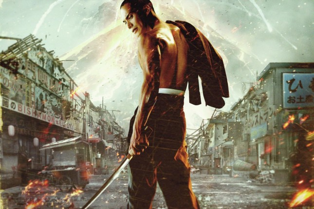 yakuza apocalypse movie pelicula
