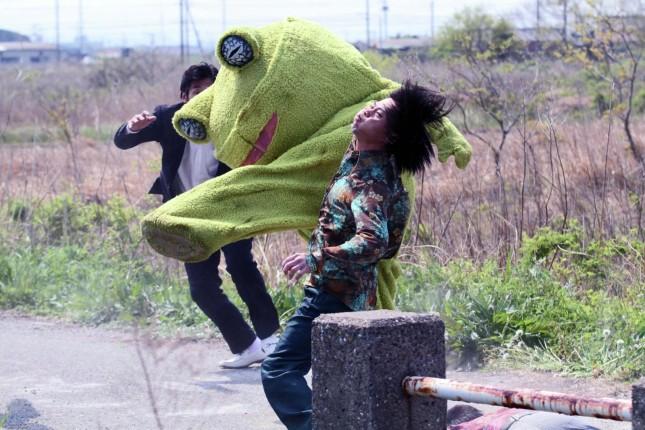 yakuza apocalypse rana karateca