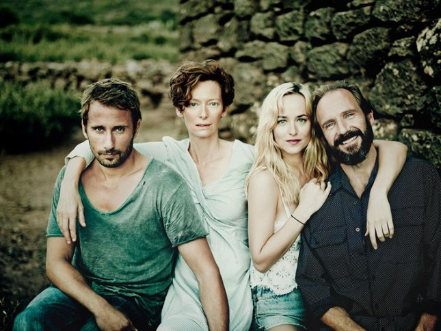 a bigger splash elenco