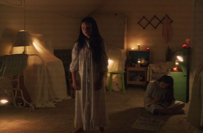 actividad paranormal dimension fantasma
