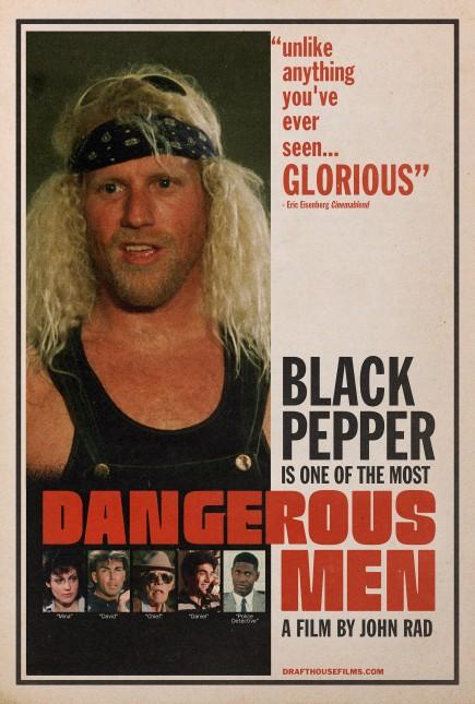 dangerous men poster