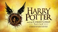 harry potter cursed child poster
