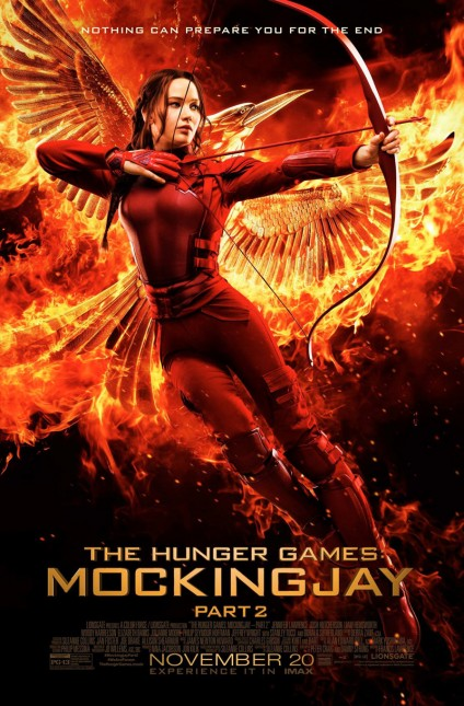 juegos del hambre sinsajo 2 poster final