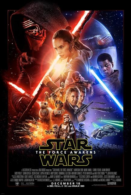 star wars despertar fuerza poster struzan