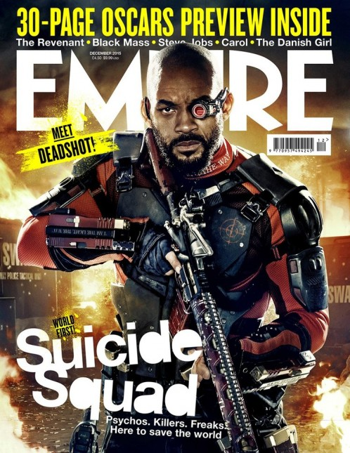 deadshot empire magazine