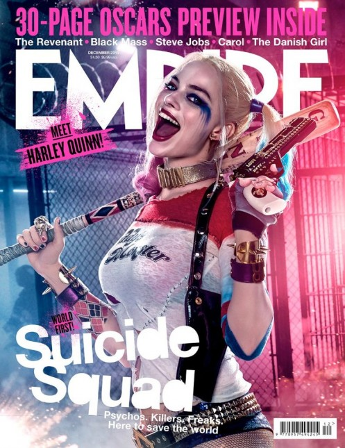 harley quinn empire magazine