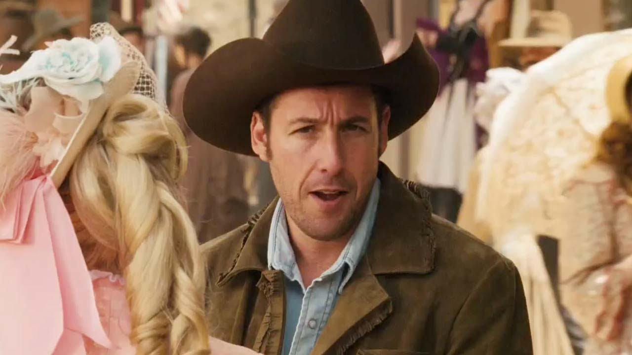 the ridiculous 6 adam sandler