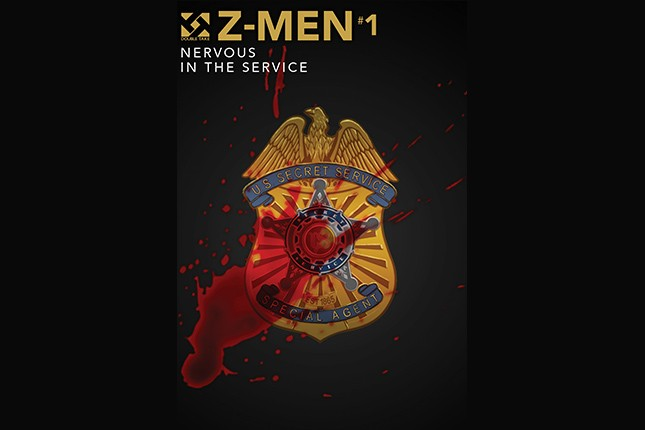 z-men comic book cover