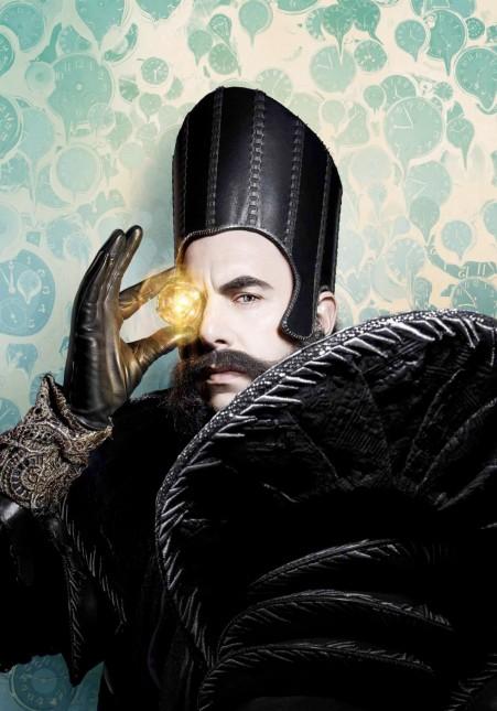 alicia a traves del espejo sacha baron cohen