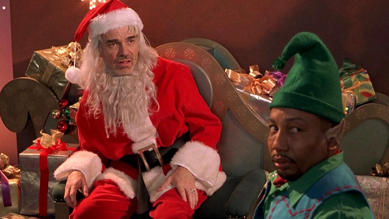 bad santa billy bob thorton