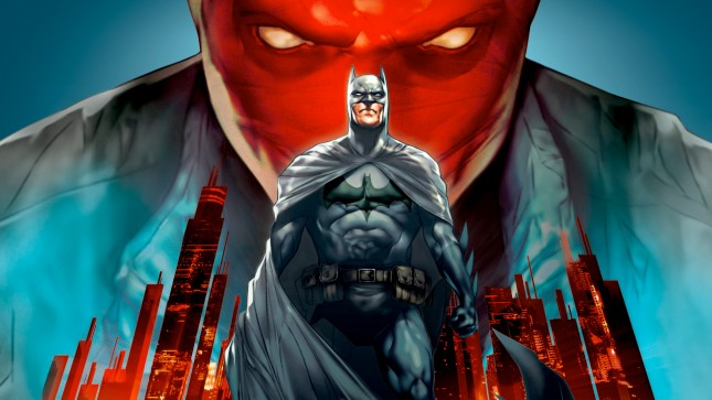 under the hood batman