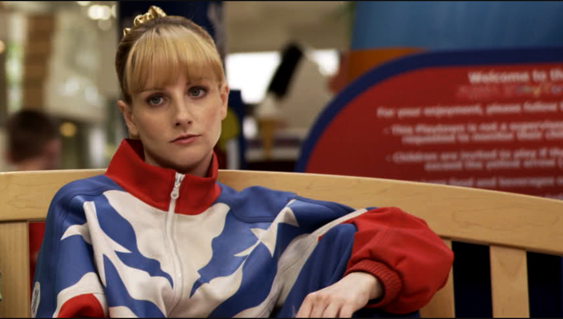 melissa rauch the bronze