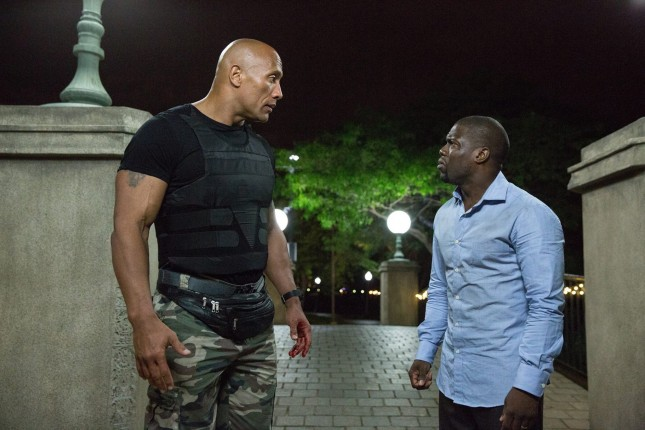 central intelligence dwayne johnson kevin hart