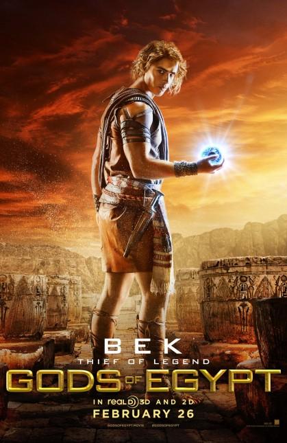 dioses egipto bek brenton thwaites