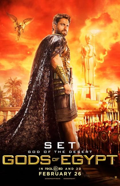 dioses egipto set gerard butler