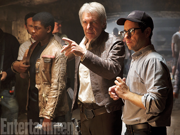 star wars harrison ford jj abrams