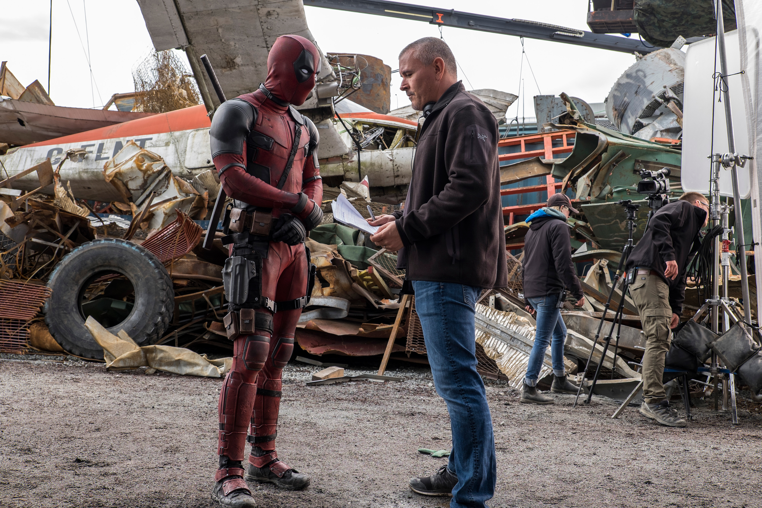 deadpool ryan reynolds tim miller