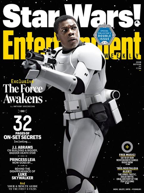 star wars 7 despertar fuerza portadas ew