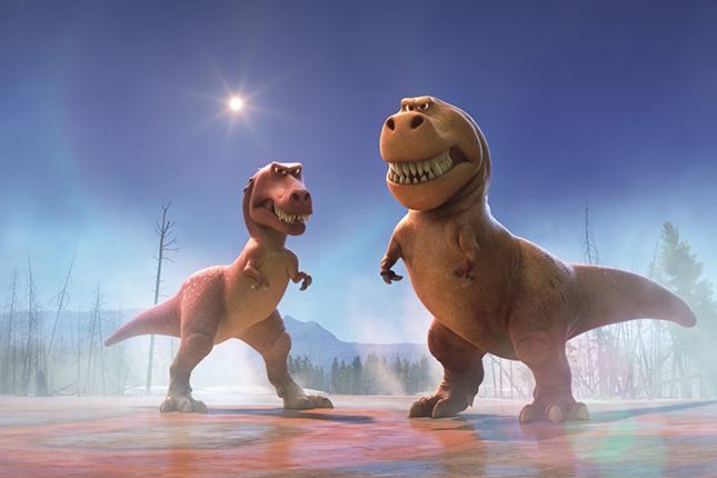 butch tiranosaurio un gran dinosaurio