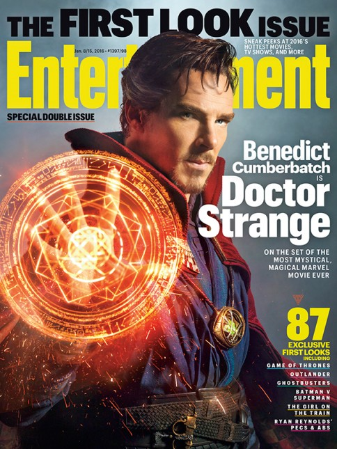 doctor strange portada EW