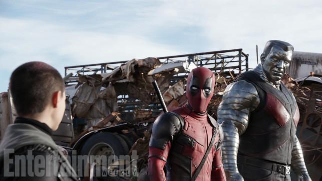 Deadpool: El trío de locos