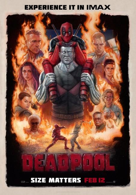 imax poster deadpool
