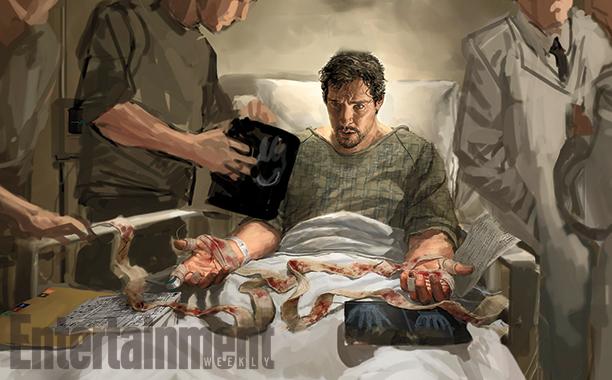 doctor strange arte conceptual