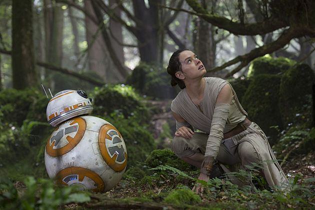 rey bb8 star wars despertar fuerza