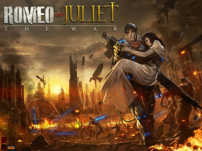 romeo and juliet the war
