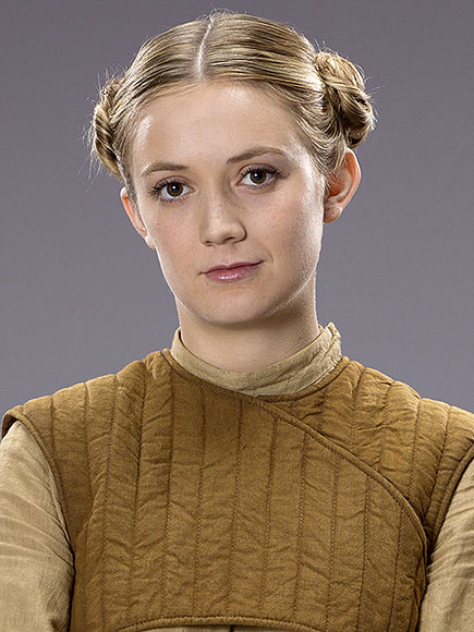 billie lourde star wars