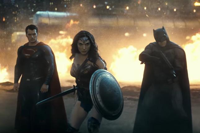 batman v superman mujer maravilla origen justicia