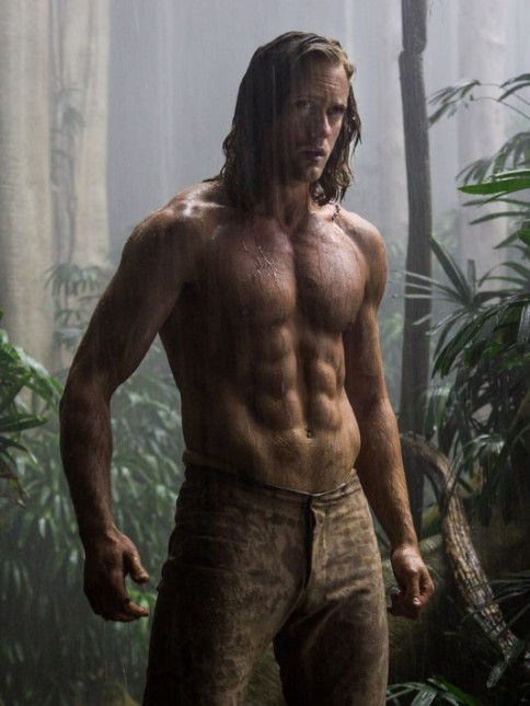 alexander skarsgard tarzan movie