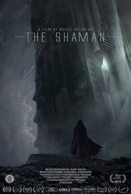 the shaman poster