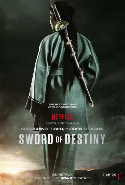 Crouching Tiger, Hidden Dragon Sword of Destiny poster
