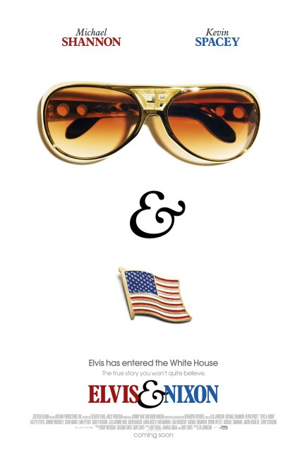 elvis and nixon pelicula poster movie