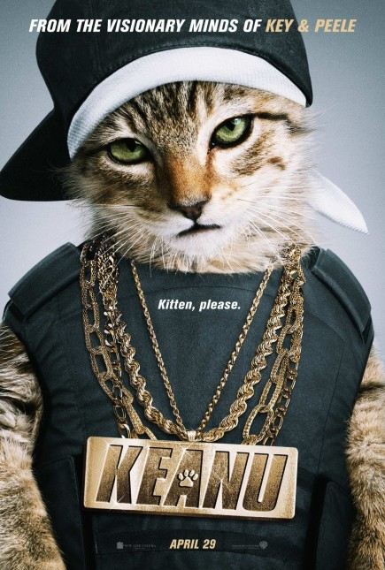 keanu poster pelicula