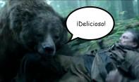 oso renacido leonardo dicaprio