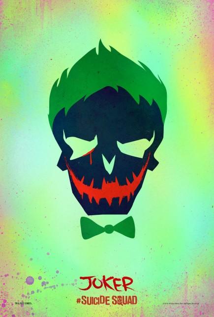joker poster suicide squad