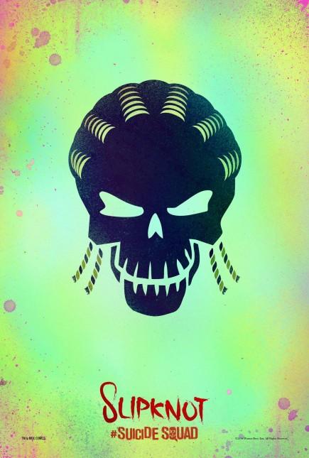 slipknot poster suicide squad