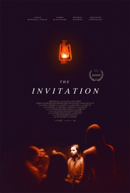 the invitation poster pelicula